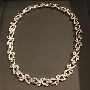 Swarovski Necklace Beautiful Holiday Gift